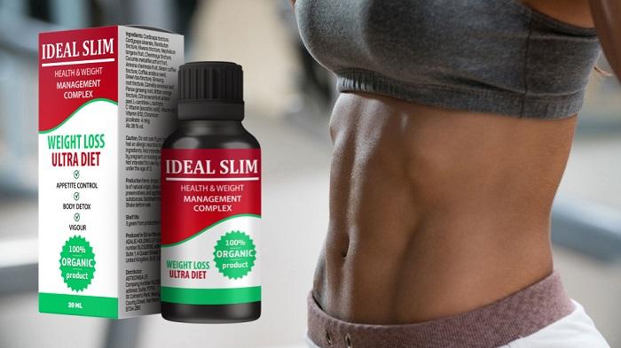 Ideal Slim picaturi – opinii, preț, în cazul în care să cumpere, ingrediente, cum funcționează?